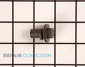 Glass Tray Drive Coupling - Part # 760786 Mfg Part # 80QBP1771