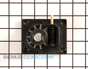 Leg, Foot & Caster - Part # 1025894 Mfg Part # 72110