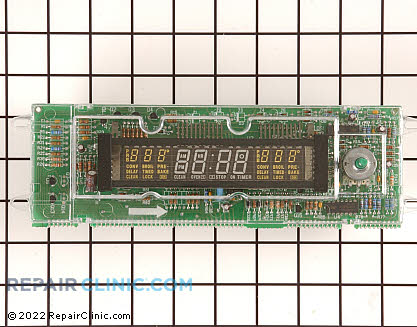 Oven Control Board Y04100264 Main Product View