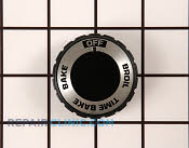 Thermostat Knob - Part # 257001 Mfg Part # WB3X5503