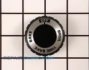 Thermostat Knob - Part # 257001 Mfg Part # WB3X5503