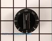 Control Knob - Part # 496659 Mfg Part # 316123303