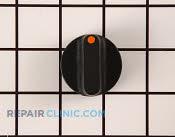 Control Knob - Part # 712331 Mfg Part # 7711P124-60