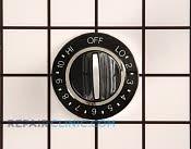 Control Knob - Part # 1246743 Mfg Part # Y702442