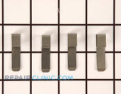 Clip - Part # 1172991 Mfg Part # S99523642
