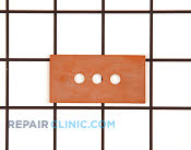 Gasket, switch - Part # 1246909 Mfg Part # Y705255
