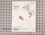 Repair Manual - Part # 217984 Mfg Part # RA220001