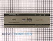 Control  Panel - Part # 831570 Mfg Part # 8316235