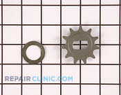 Sprocket washer - Part # 269623 Mfg Part # WC36X5079