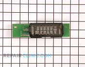 User Control and Display Board - Part # 255789 Mfg Part # WB27X920