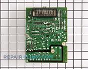 Circuit Board & Timer - Part # 1021593 Mfg Part # 6871W2S143B