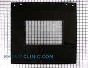Oven Door Glass - Part # 905807 Mfg Part # 8300917
