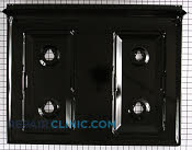 Cooktop - Part # 265048 Mfg Part # WB62K14