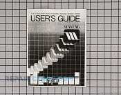 Manuals, Care Guides & Literature - Part # 724288 Mfg Part # 8111P005-60