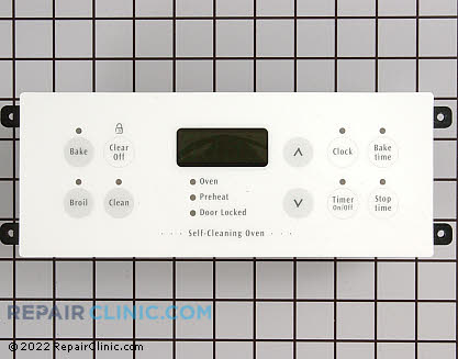 Oven Control Board 318185446       Main Product View