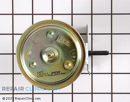 Pressure Switch WH12X951 Main Product View
