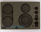 Cooktop - Part # 876524 Mfg Part # WB61T10055