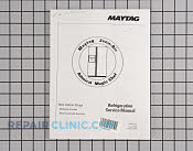Manuals, Care Guides & Literature - Part # 824601 Mfg Part # 16010154