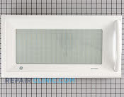 Microwave Oven Door - Part # 911716 Mfg Part # WB55X10461