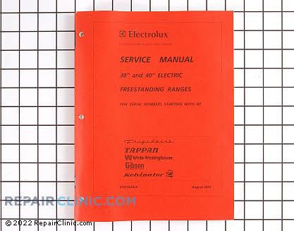 Repair Manual 5995362828      Main Product View