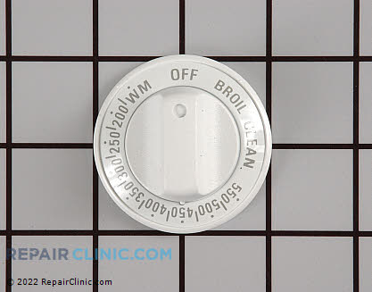 Thermostat Knob WB03K10056      Main Product View