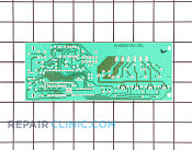 Main Control Board - Part # 880043 Mfg Part # WR55X10020