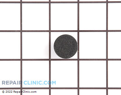 Plug button thimble black WR02X10934      Main Product View