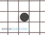 Plug button thimble black - Part # 913001 Mfg Part # WR02X10934