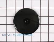 Surface Burner Cap - Part # 504254 Mfg Part # 3191734