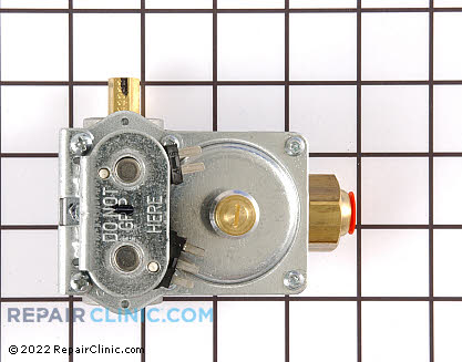 Gas Valve Assembly 306176 Main Product View