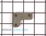 Tapping plate, lower - Part # 1672 Mfg Part # 67874-1