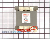 High Voltage Transformer - Part # 255631 Mfg Part # WB27X763