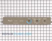Control  Panel - Part # 398716 Mfg Part # 1166499