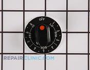 Knob, Dial & Button - Part # 1234110 Mfg Part # Y0052310