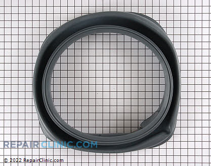 Door Boot Seal 8181850         Main Product View