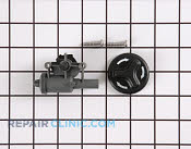 Surface Burner Valve - Part # 1055220 Mfg Part # WB02X11013