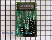 User Control and Display Board - Part # 911228 Mfg Part # WB27X10473