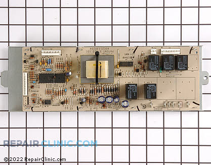 Control Board 9782435         Main Product View