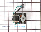 Evaporator Fan Motor - Part # 1054848 Mfg Part # 5434