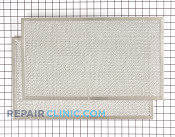 Grease Filter - Part # 1172776 Mfg Part # S99010304