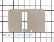 Waveguide Cover - Part # 237316 Mfg Part # R9900052