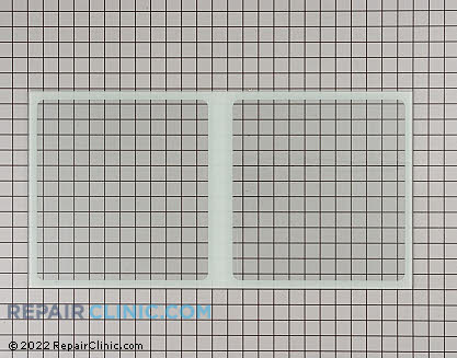 Glass Crisper Cover 67006877        Main Product View