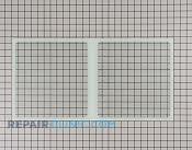 Glass Crisper Cover - Part # 1192986 Mfg Part # 67006877