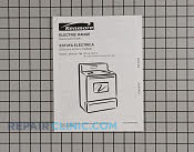 Manuals, Care Guides & Literature - Part # 1015176 Mfg Part # 316257933