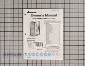 Manuals, Care Guides & Literature - Part # 1057510 Mfg Part # 16022371