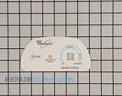 Touchpad and Control Panel - Part # 399049 Mfg Part # 1168842