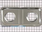 Burner Drip Bowl - Part # 770195 Mfg Part # WB34K10012