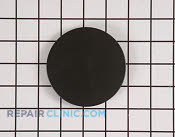 Surface Burner Cap - Part # 1381576 Mfg Part # 00423536