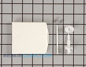 Detergent Dispenser Cover - Part # 3276 Mfg Part # 4387043
