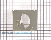 Ice Bucket Front Plate - Part # 293537 Mfg Part # WR17X2214